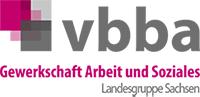 Homepage der vbba in Sachsen Logo